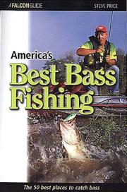 Cover of: America's Best Bass Fishing