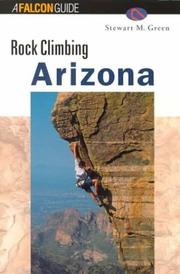 Cover of: Rock Climbing Arizona