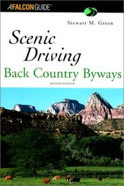 Cover of: Scenic Driving Back Country Byways, 2nd