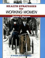 Cover of: Health Strategies for Working Women (The Fifty Minute Series)