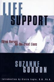 Cover of: Life support | Gordon, Suzanne