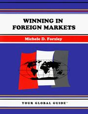 Cover of: Winning in Foreign Markets