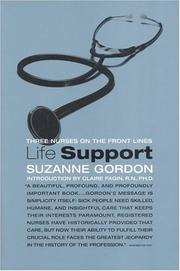 Cover of: Life Support | Suzanne Gordon