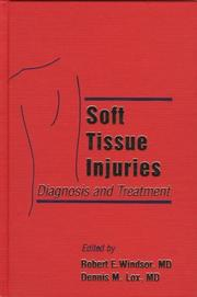 Cover of: Soft Tissue Injuries