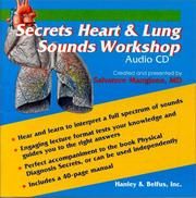 Cover of: Secrets Heart & Lung Sounds Workshop
