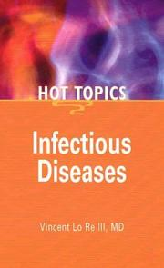 Cover of: Infectious Disease - Hot Topics