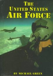 Cover of: The United States Air Force | Green, Michael