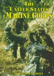 Cover of: The United States Marine Corps