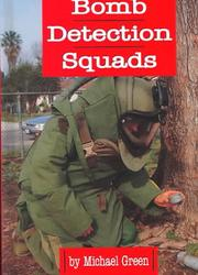 Cover of: Bomb detection squads