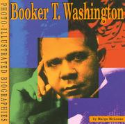 Cover of: Booker T. Washington