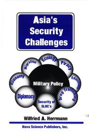 Cover of: Asia's Security Challenges