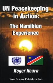Cover of: UN peacekeeping in action