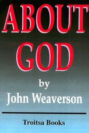 Cover of: About God