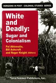 Cover of: White and deadly