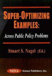 Cover of: Super-Optimizing Examples