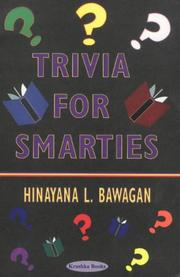 Cover of: Trivia for Smarties