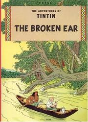 Cover of: The Broken Ear (The Adventures of Tintin) | HergГ©