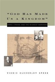 "Cover of: ""God Has Made Us a Kingdom"""
