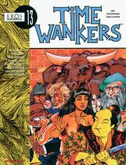Cover of: Timewankers (Eros Graphic Album Series, No. 13)
