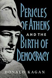 Cover of: Pericles of Athens and the birth of democracy