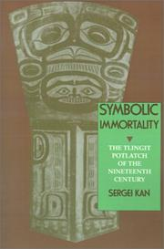 Cover of: SYMBOLIC IMMORTALITY