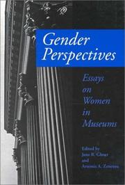 Cover of: GENDER PERSPECTIVES