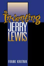 Cover of: Inventing Jerry Lewis
