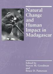 Cover of: NATURAL CHANGE HUMAN IMPACT | GOODMAN STEVEN M