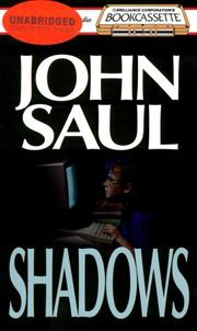 Cover of: Shadows