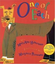 Cover of: One of Each | Mary Ann Hoberman
