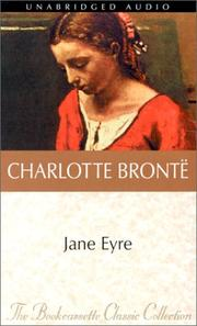 Cover of: Jane Eyre (The Bookcassette Classic Collection) by Charlotte Brontë