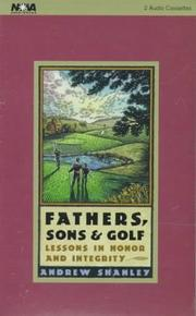 Cover of: Fathers, Sons and Golf