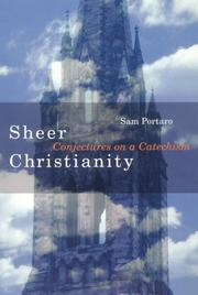 Cover of: Sheer Christianity