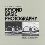 Cover of: Beyond basic photography