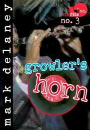 Cover of: Growler's horn