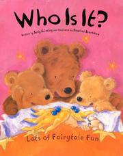 Who Is It? by Sally Grindley
