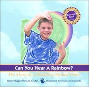 Cover of: Can You Hear a Rainbow?