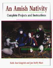 Cover of: An Amish Nativity