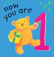 Cover of: Now you are 1