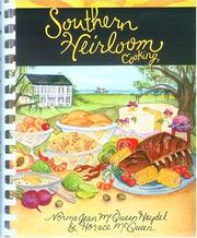 Cover of: Southern Heirloom Cooking