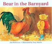 Cover of: Bear in the barnyard