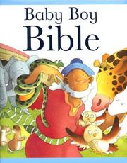 Cover of: Baby Boy Bible