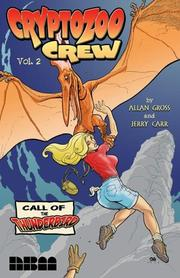 Cover of: Cryptozoo Crew | Allan Gross