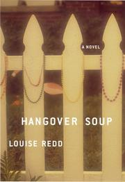 Cover of: Hangover soup