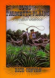 Cover of: Guns of the Palmetto Plains (Cracker Western) | Rick Tonyan