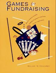 Cover of: Games for Fundraising