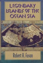 Cover of: Legendary islands of the Ocean Sea