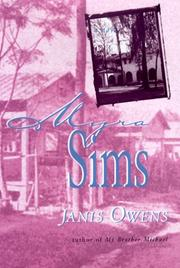 Cover of: Myra Sims