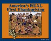 Cover of: America's REAL First Thanksgiving