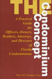 Cover of: The Condominium Concept 10th ed